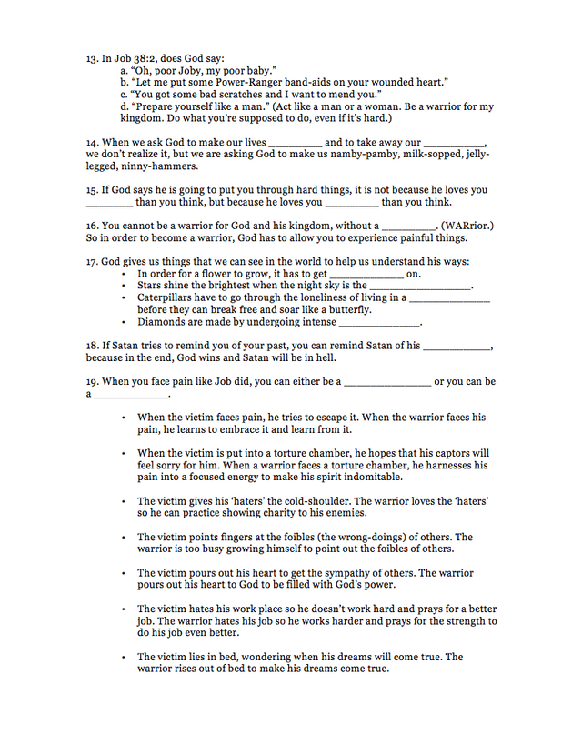 Study 1 Page 2 study guide