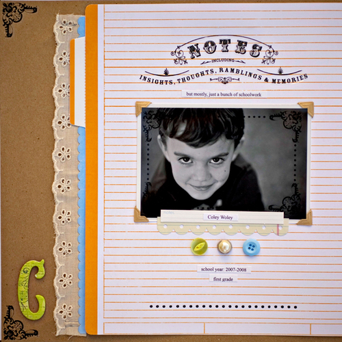 07. Layout One (color optional)